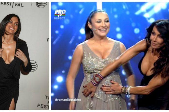 Alina Puscau trebuia sa ii ia locul Mihaelei Radulescu la Romanii au Talent! Mihai Petre a fost solutia de rezerva