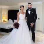 Adelina Pestritu s-a casatorit cu Virgil Steblea