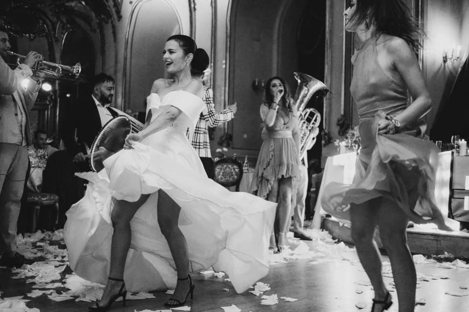Ana Maria Georgescu s-a maritat
