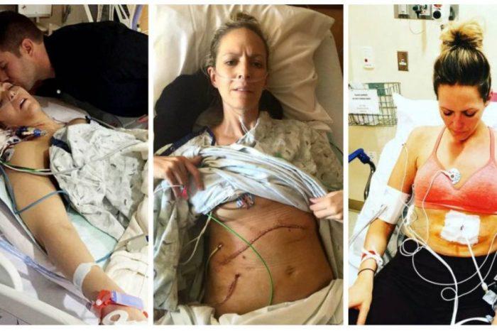 Au internat-o pentru infectie la ficat, dar avea ALTCEVA in abdomen! Cazul care i-a socat pe medici e o minune