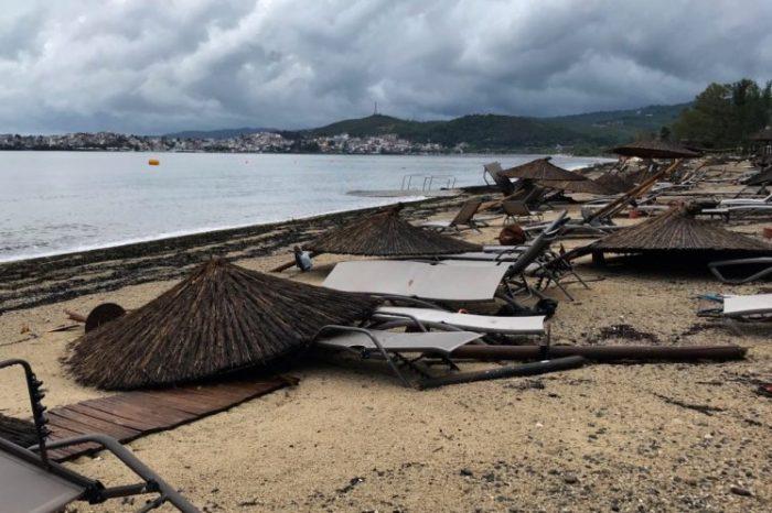 Avertisment pentru românii care călătoresc în Grecia! Marți sunt vizate ploi torențiale și furtuni