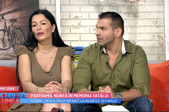 "Brigitte si Pastrama sunt RUINATI dupa nunta! ""Am bagat peste 93.000 de euro si am scos putin! Avem o pierdere foarte mare!"""