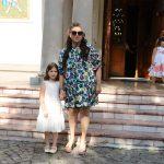 Oana Roman, slaba la nunta Adelinei Pestritu