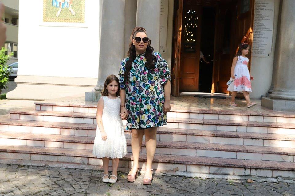 Oana Roman, slaba la nunta Adelinei Pestritu (7)