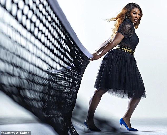 Serena Williams si Halep 3