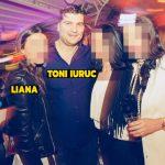 Toni Iuruc si Liana au facut nunta in club