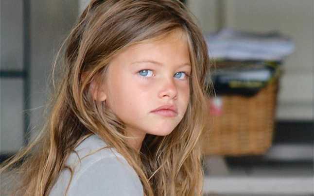 """Cum arata acum, la 18 ani, tanara care a fost desemnata """"cea mai frumoasa fetita din lume"""" la doar sase ani"""