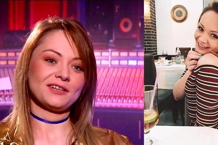 """Fiica lui Cornel Palade a slabit 40 de kilograme: """"Eram nemultumita de mine"""""""