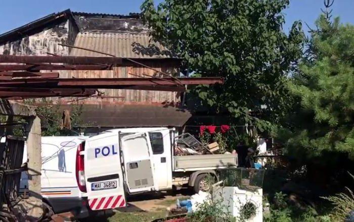 Scannerul performant folosit in curtea criminalului Gheorghe Dinca a ramas fara baterie! Anchetatorii au descoperit zeci de gropi suspecte!