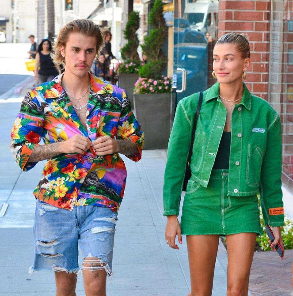 Justin Bieber si Hailey Baldwin au stabilit data nuntii (4)
