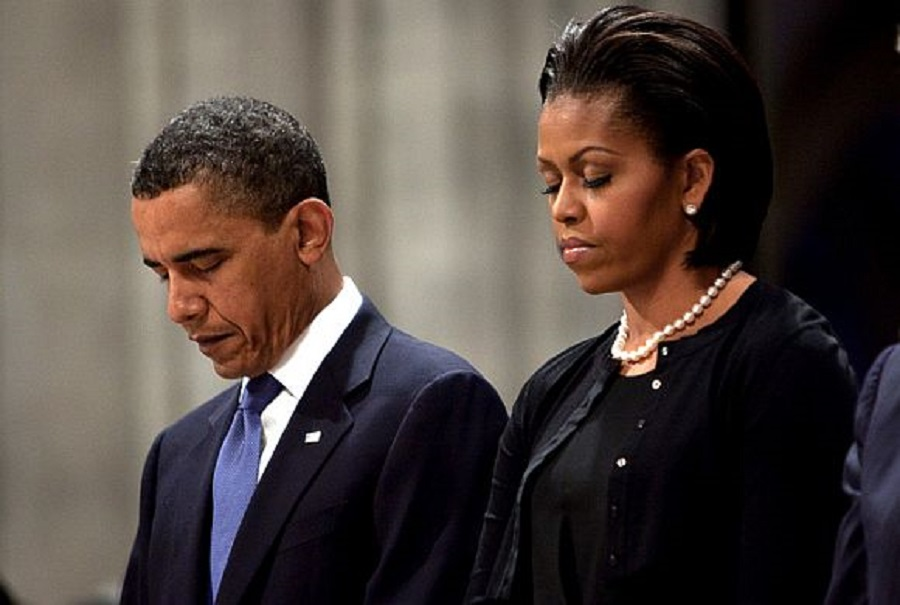 Sotii Obama chiar au divortat