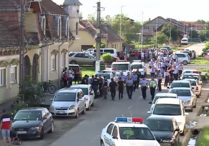 Tinerii care au evadat de la un centru educativ din Timiș