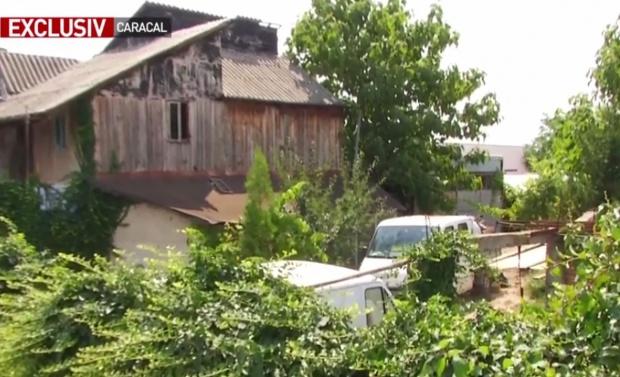 casa groazei din Caracal 5