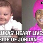 A donat inima fiului ei