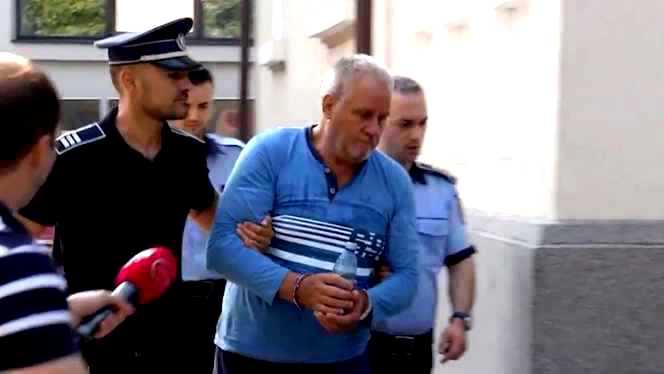 Elena si Gheorghe Dinca, pusi fata in fata de anchetatori