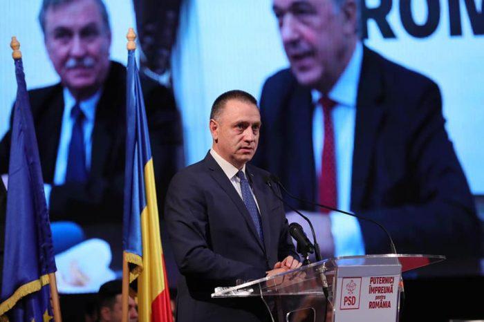 """Mihai Fifor, declarație după expirarea mandatului de interimar la interne: """"Am lucrat în minister cu oameni deosebiți, cărora le mulțumesc pentru buna colaborare"""""""