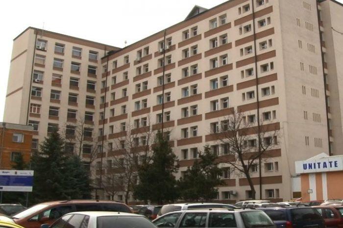 Pacient al Spitalului Județean Botoșani, găsit cu un pistol în bagaj