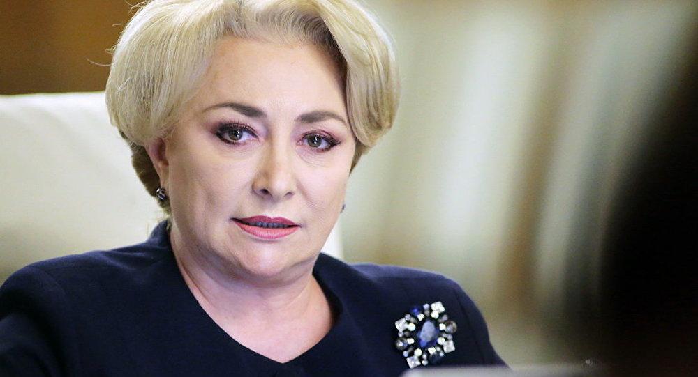 Viorica Dăncilă, cuvinte emoționante pentru Teodor Meleșcanu