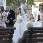 Imagini inedite de la nunta fiicei lui Gigi Becali