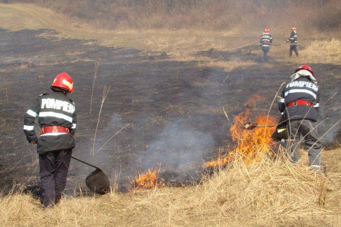 Femeie de 80 de ani moartă în urma unui incendiu de vegetație după ce a vrut să curețe un teren