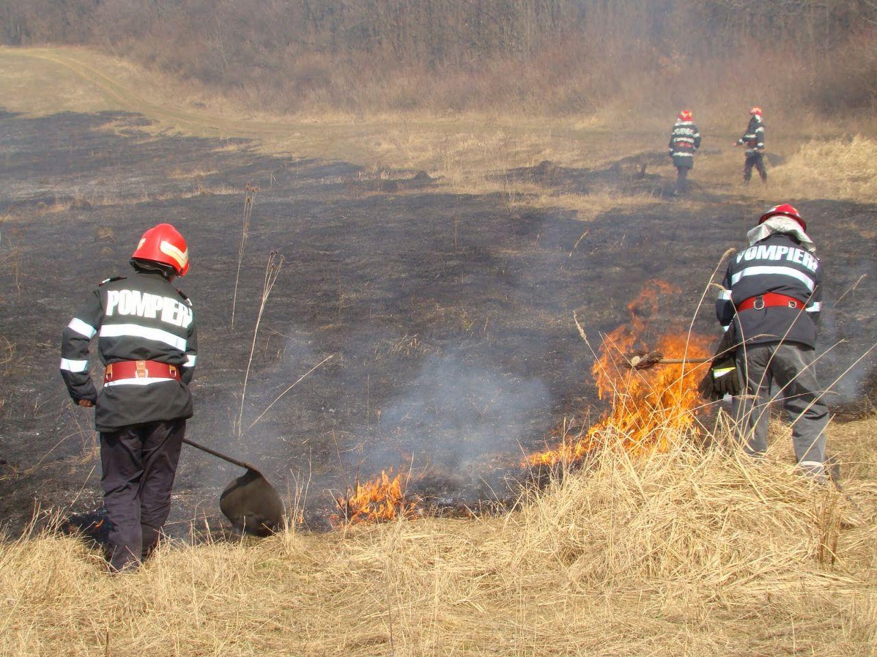 Femeie de 80 de ani moartă în urma unui incendiu
