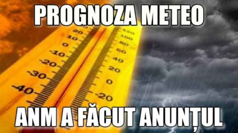 Prognoza meteo pentru 7-20 octombrie