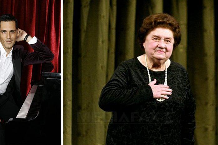 """Stefan Banica Jr, elogiu la adresa Tamarei Buciuceanu si a marilor actori romani: """"Ei trebuie aniversati si trebuie aplaudati si ridicati in slavi cat sunt in viata"""""""