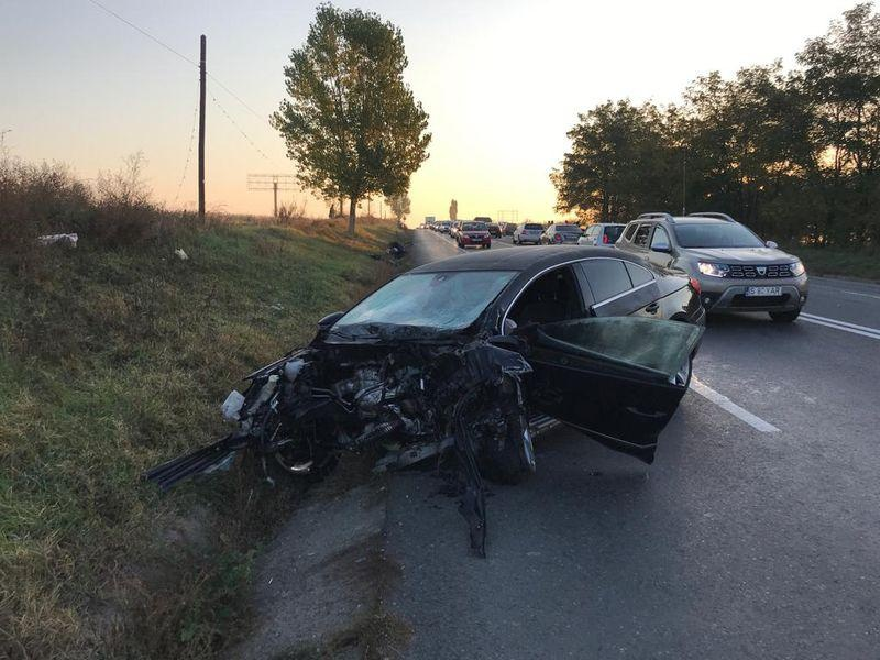 Un alt accident mortal in Romania