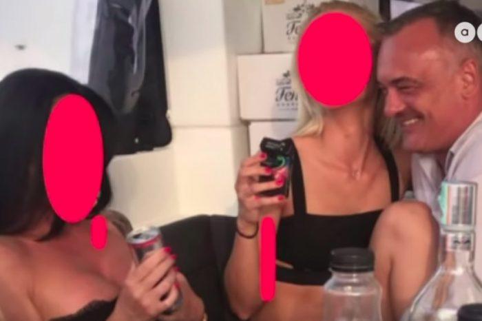 Un primar a fost filmat intr-o orgie, iar imaginile au devenit virale VIDEO