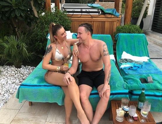 Anamaria Prodan a facut furori la plaja! A purtat un costum de baie minuscul