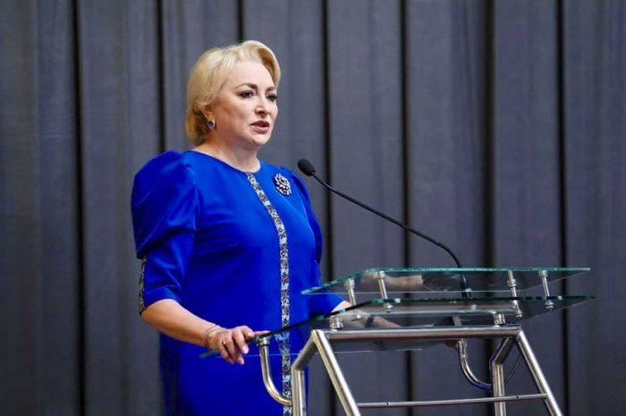 """Viorica Dancilă: """"Negocierile pentru formarea noului guvern se poarta de catre cele sase partide de opoziție care au reusit sa dea jos un Guvern fara a veni cu o alta solutie in loc"""""""