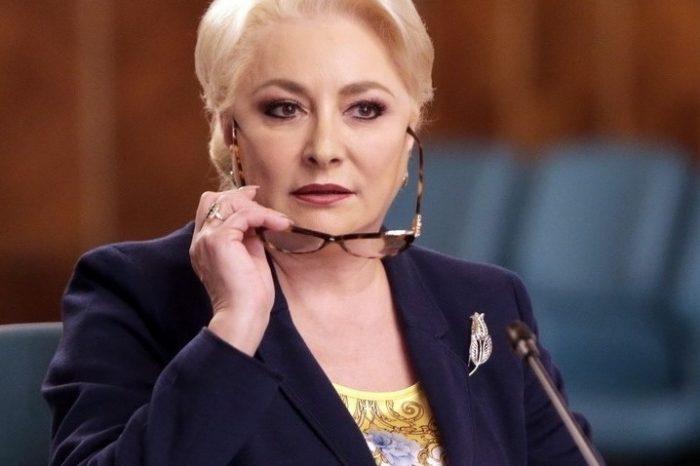 Viorica Dăncilă, ținta unei campanii denigratoare prin SMS! PSD a reclamat situația la BEC
