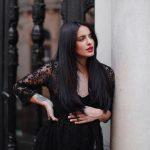 Ioana Grama este în depresie postnatală