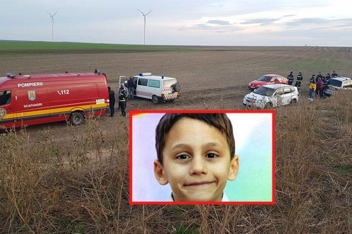 Breaking news! Băiețelul de 8 ani, dispărut în Constanța, a fost găsit mort într-un bazin de dejecții!