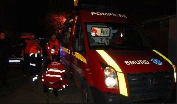 Un copil de patru ani din București a căzut de la etajul 4 și a supraviețuit!